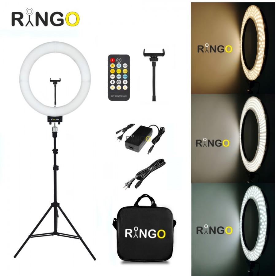 "Ring Light MK9 18"" 72 watt Kumandalı"