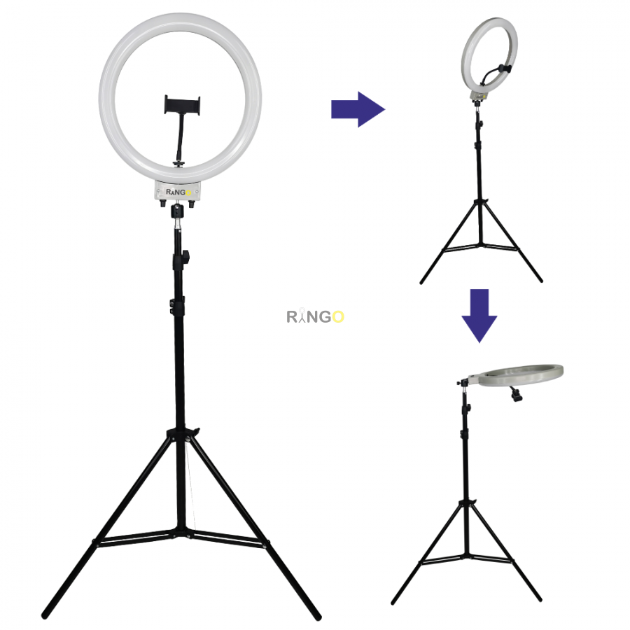 "14"" 48 watt Ring Light"