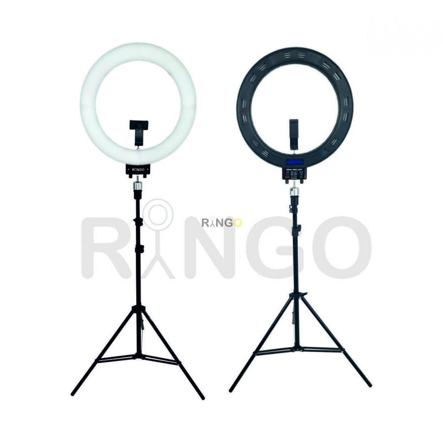 """Ring Light MB4 18"""" 84 watt Sade Beyaz Ledli"""