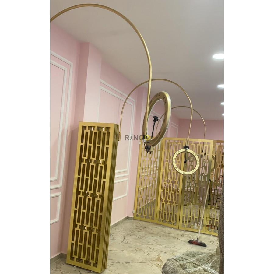 """18"""" 84 watt Ring Light Duvara Monteli"""