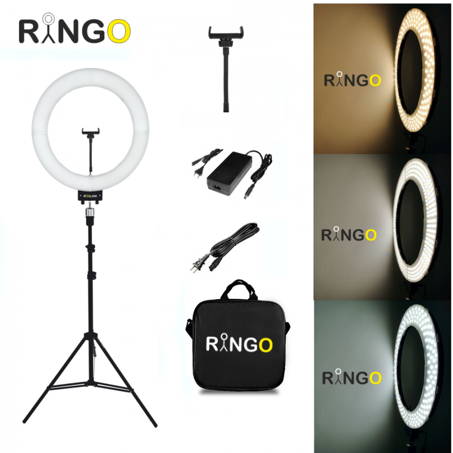 "Ring Light M9 18"" 72 watt"